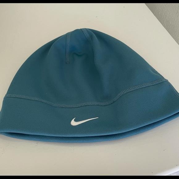 Nike Beanie Skullcap Medium Blue 129862 OS